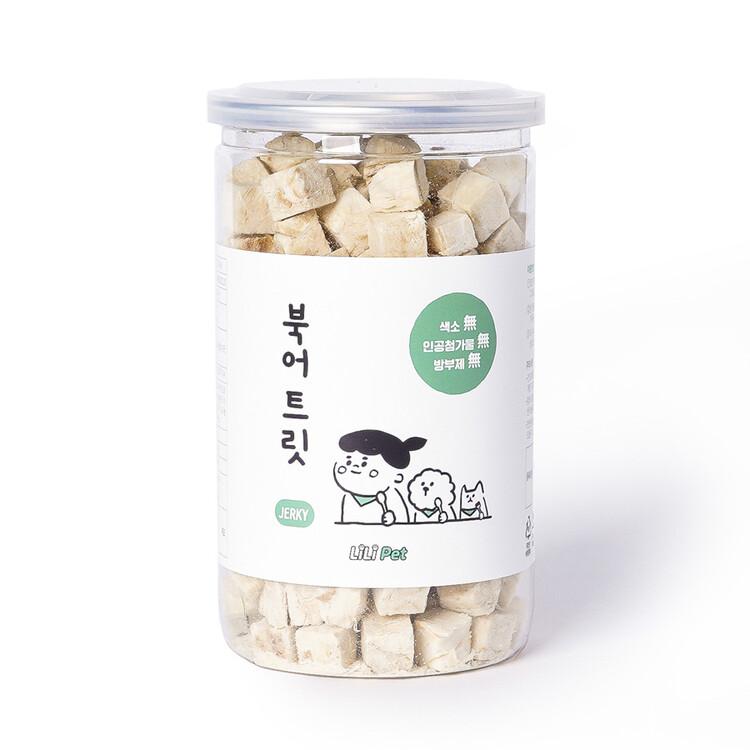 [리리펫] 동결건조간식 북어트릿 100g