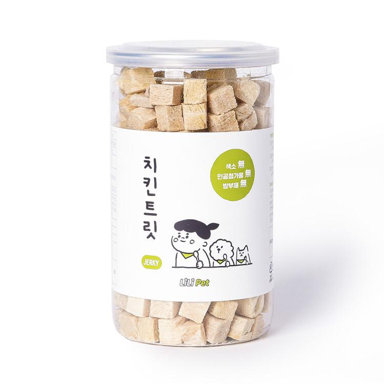 [리리펫] 동결건조간식 치킨트릿 120g