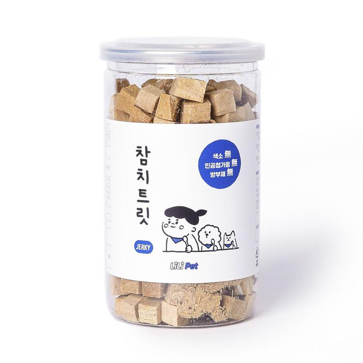 [리리펫] 동결건조간식 참치트릿 120g