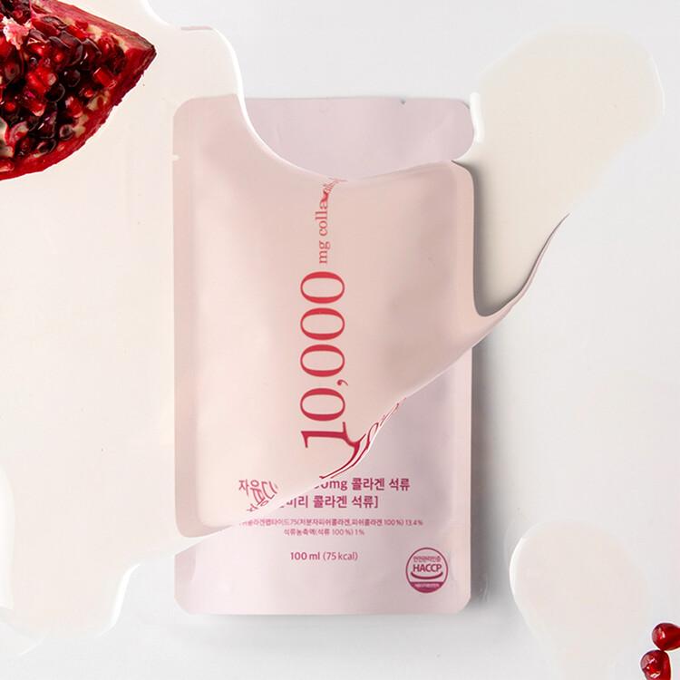 [자유다방] 만미리(10,000mg) 저분자피쉬콜라겐