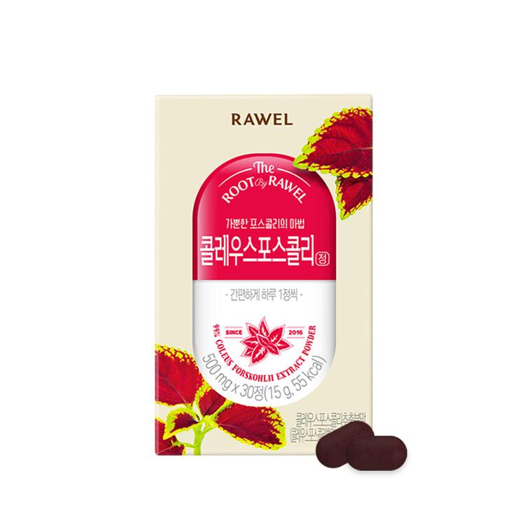 [한국생활건강] 로엘 콜레우스포스콜리정