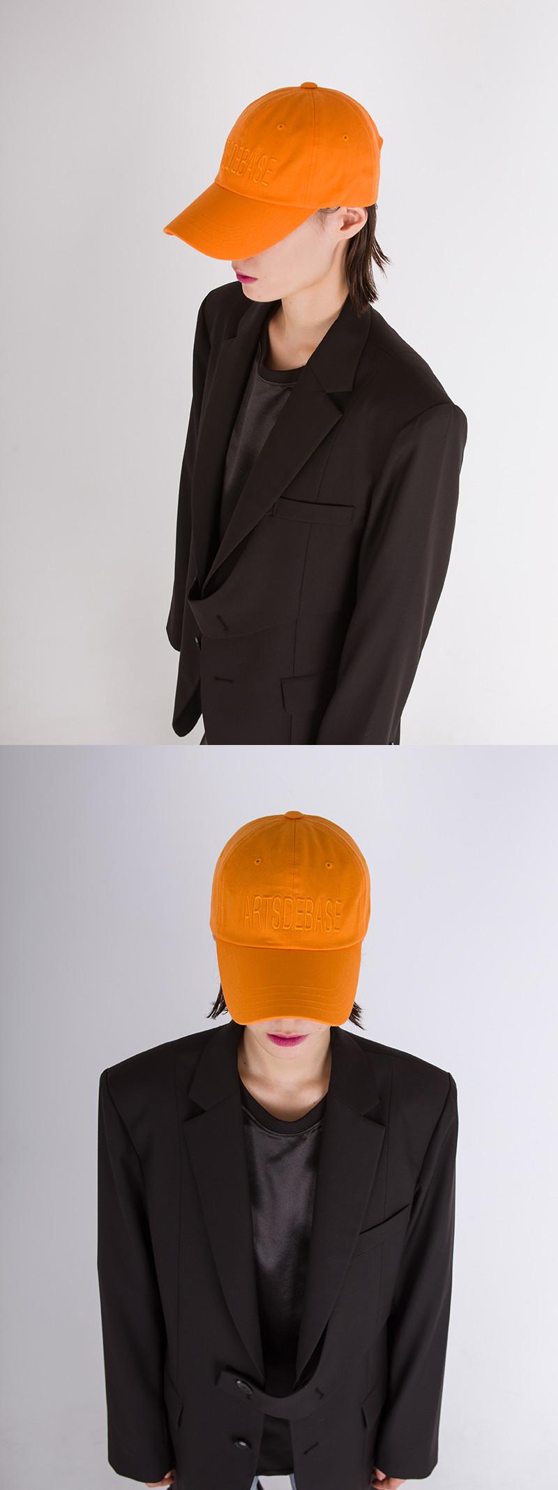20 bio Signature cap (Orange)