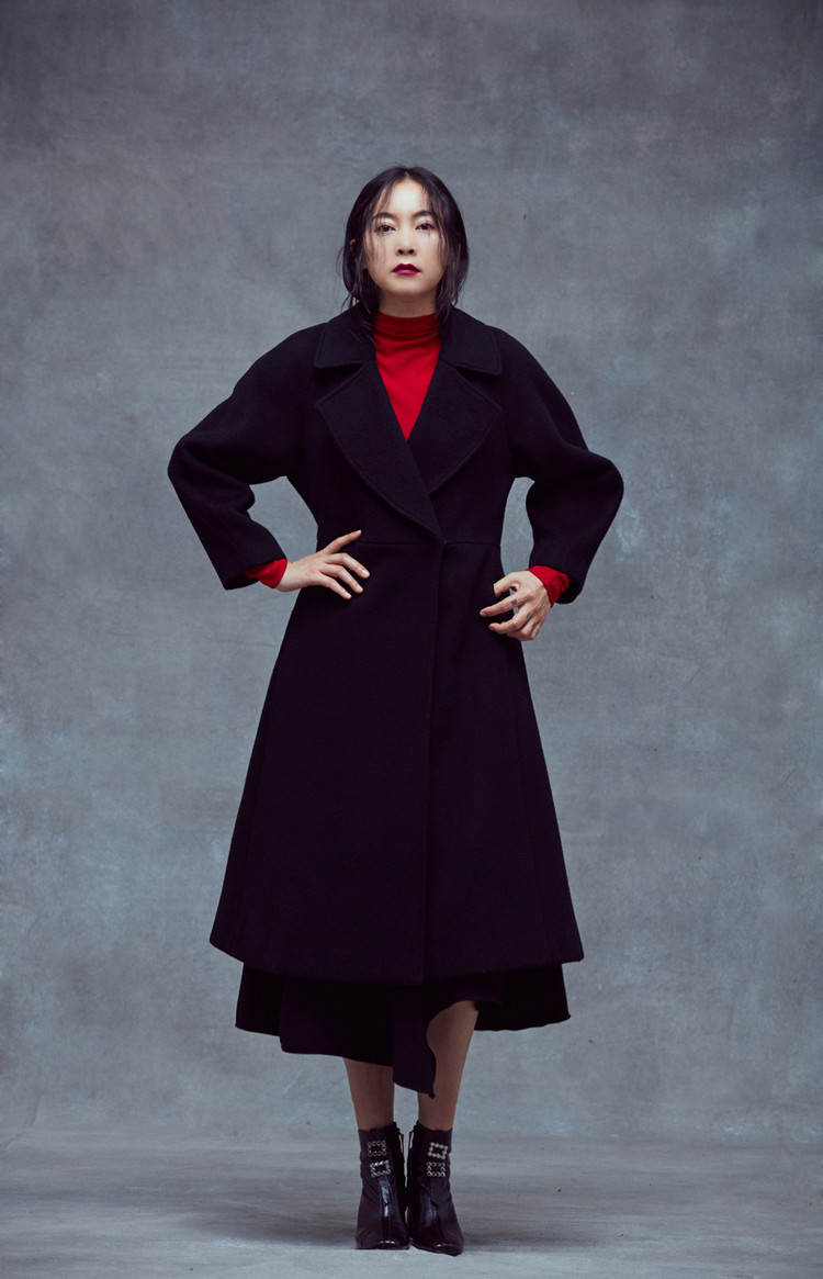 Shape Coat (BLACK)