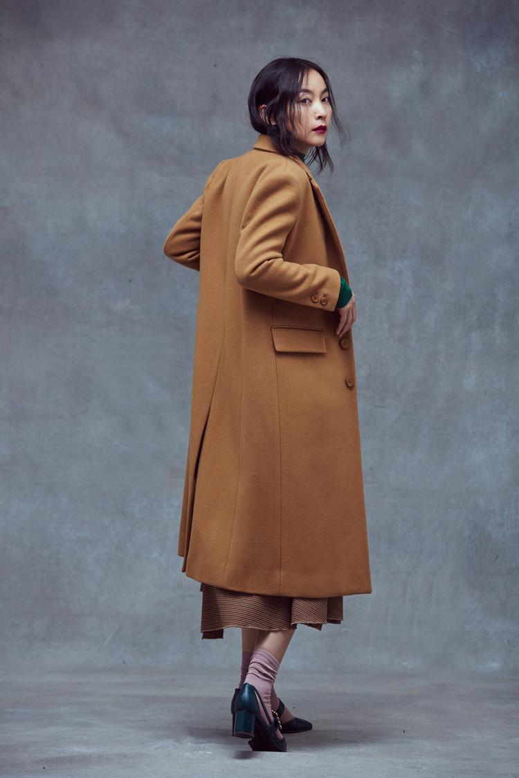 Classic Coat (BEIGE)