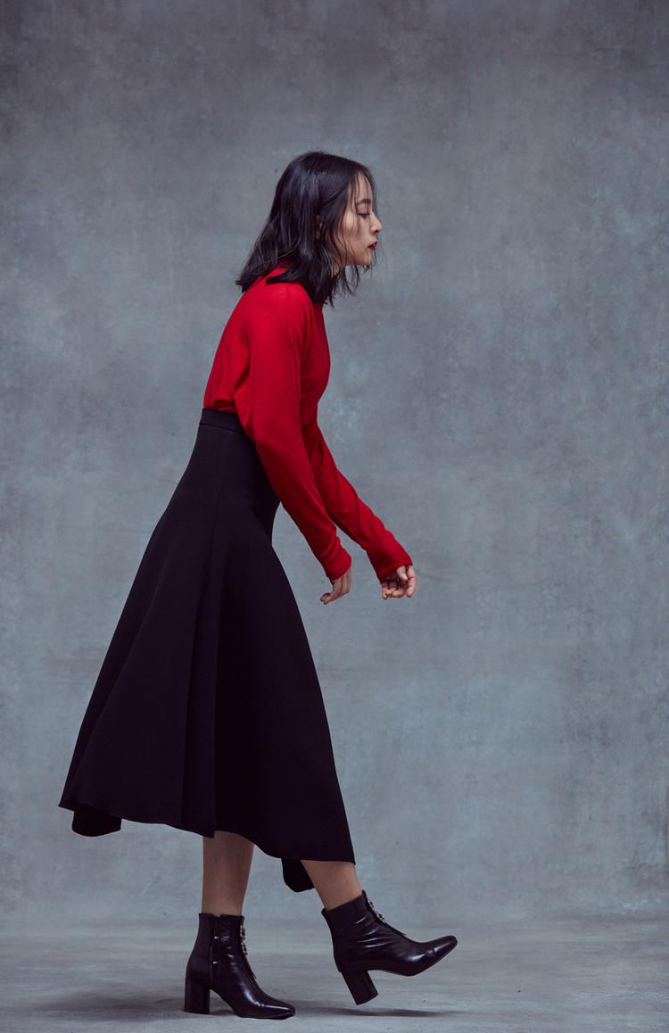 Mommy Skirt (BLACK)