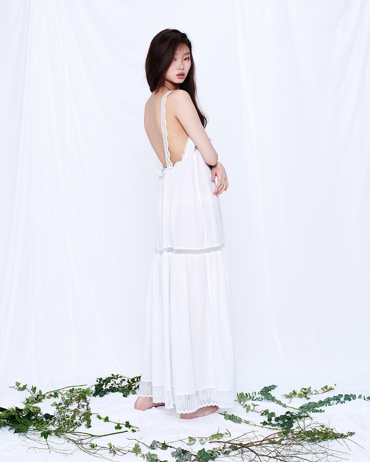 Pure Night Dress