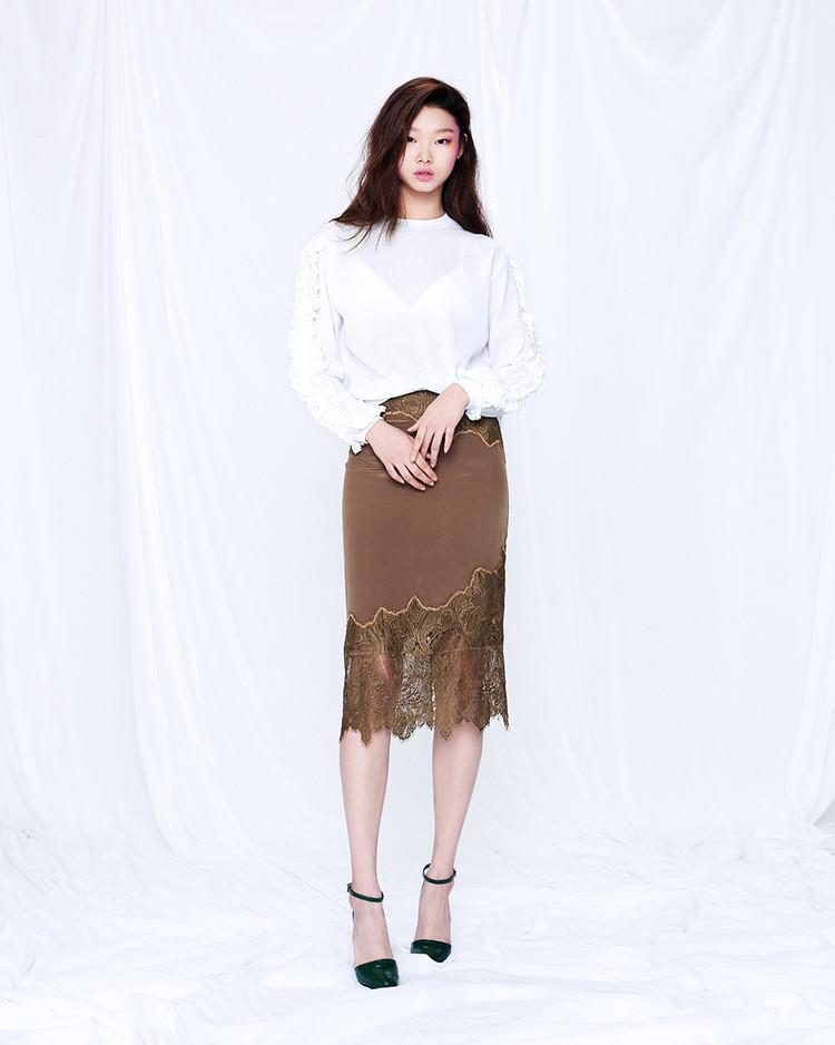 Lingerie Skirt