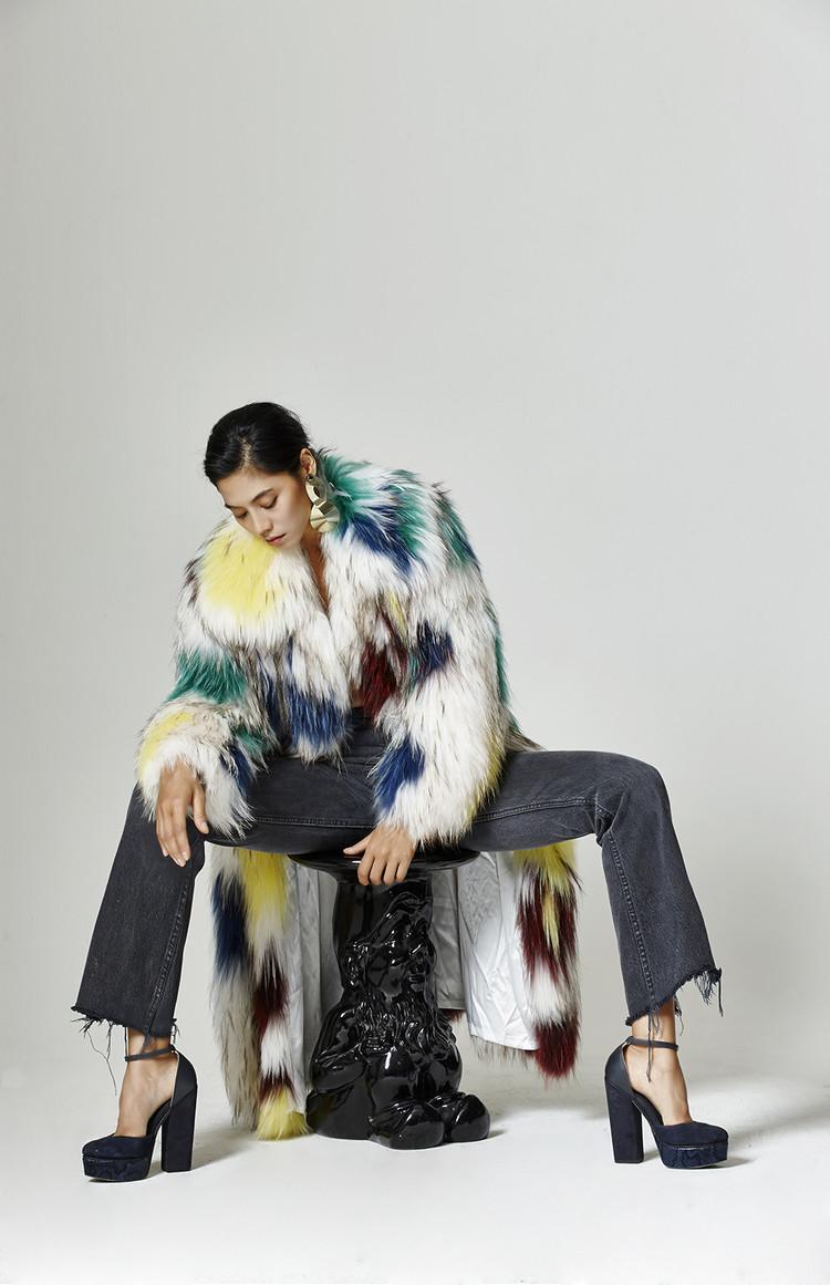 Pallet Fox Coat