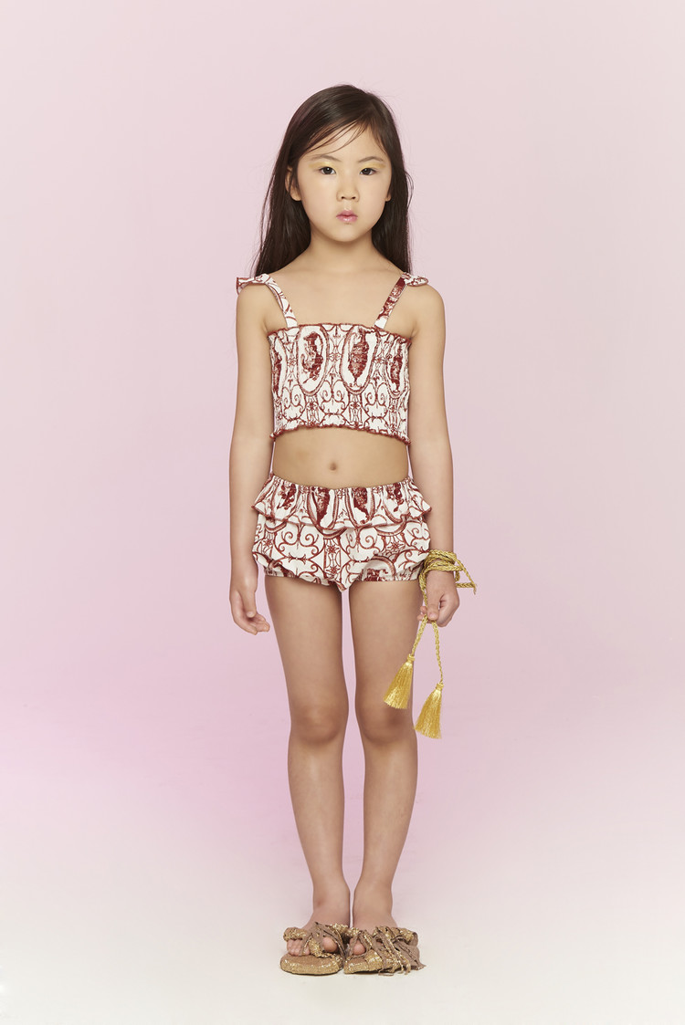 Kids Persia Swimsuit
