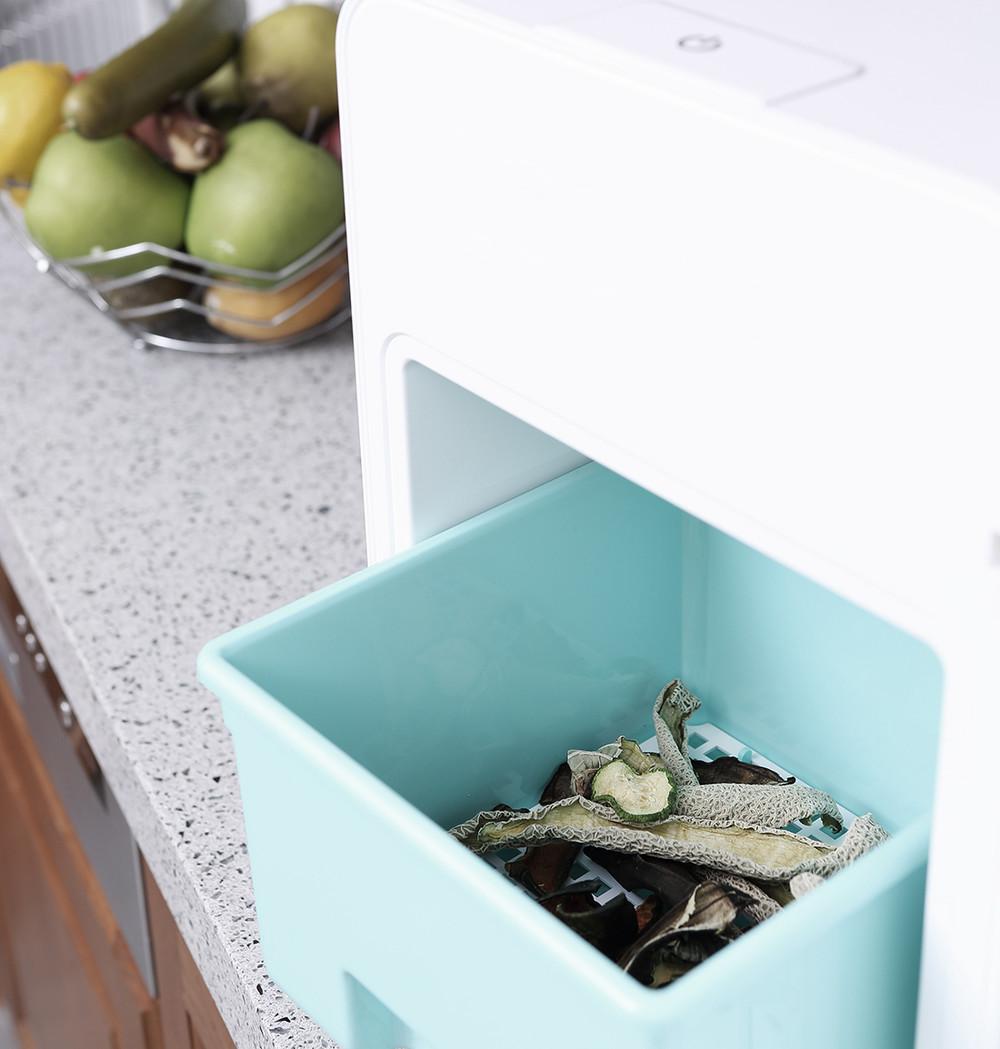 루펜 음식물 처리기 바구니 food waste reducer slw 01