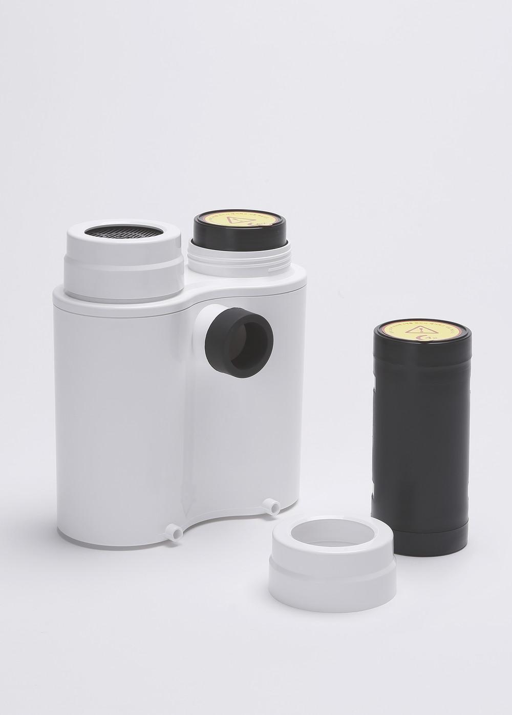 루펜 음식물 처리기 필터 케이스  food waste reducer slw 03