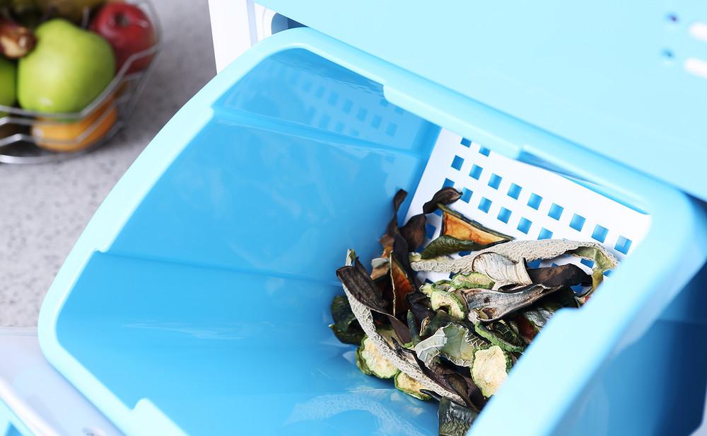 루펜 음식물 처리기 바구니 food waste reducer slw 03