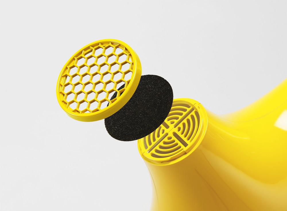 루펜 바람 제습기 dehumidifier SLH-M 필터