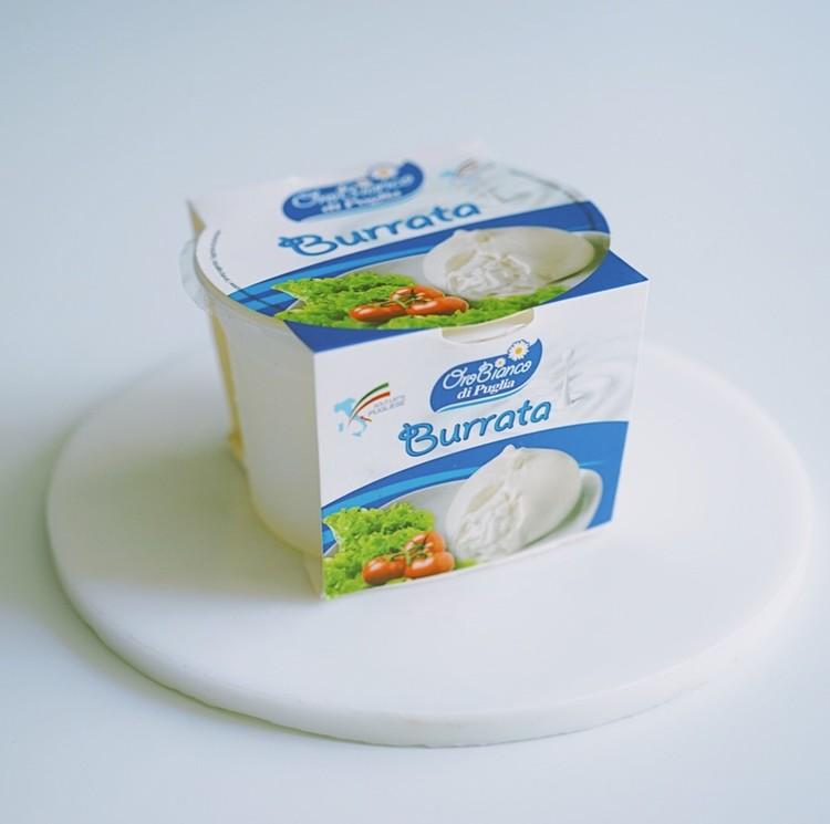 오로비앙코 부라타 치즈 150g 상세정보