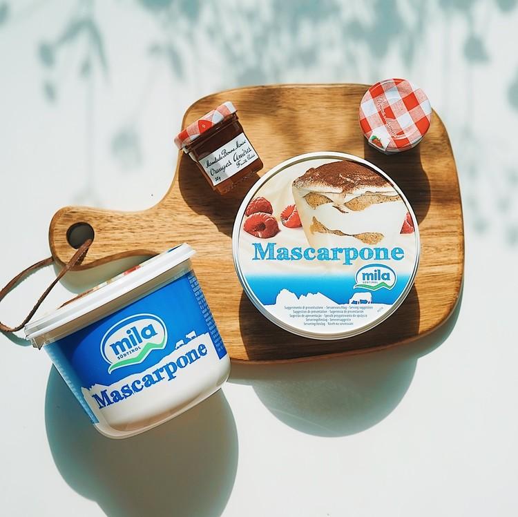 밀라 마스카포네치즈