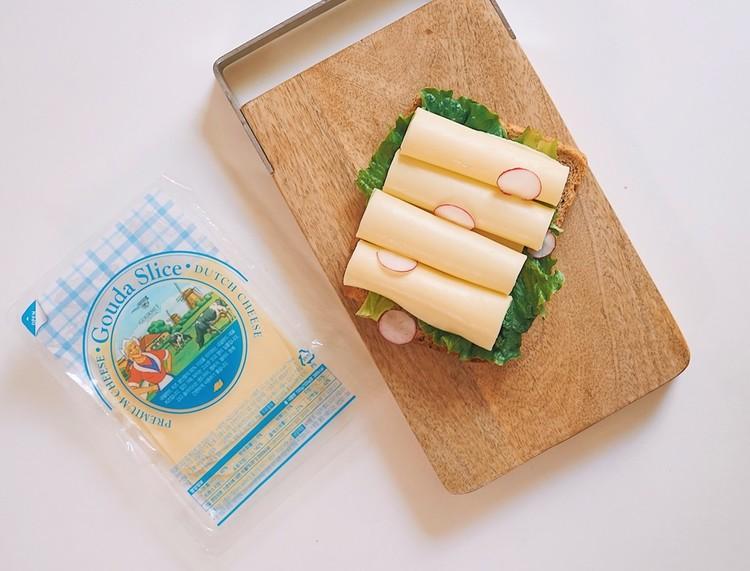 고다슬라이스 샌드위치