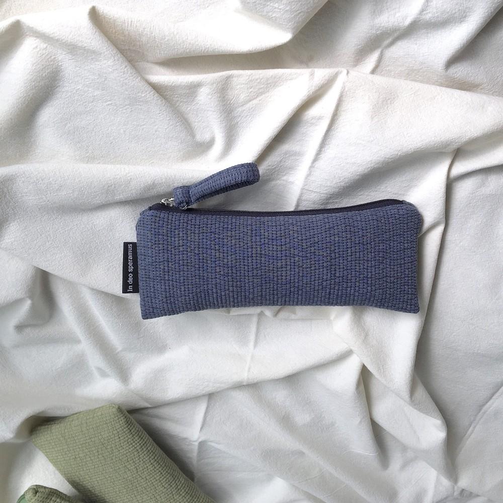 죠스바 필통(Jaws bar pencil case) - 인데오스페라무스, 11,000원, 패브릭필통, 심플