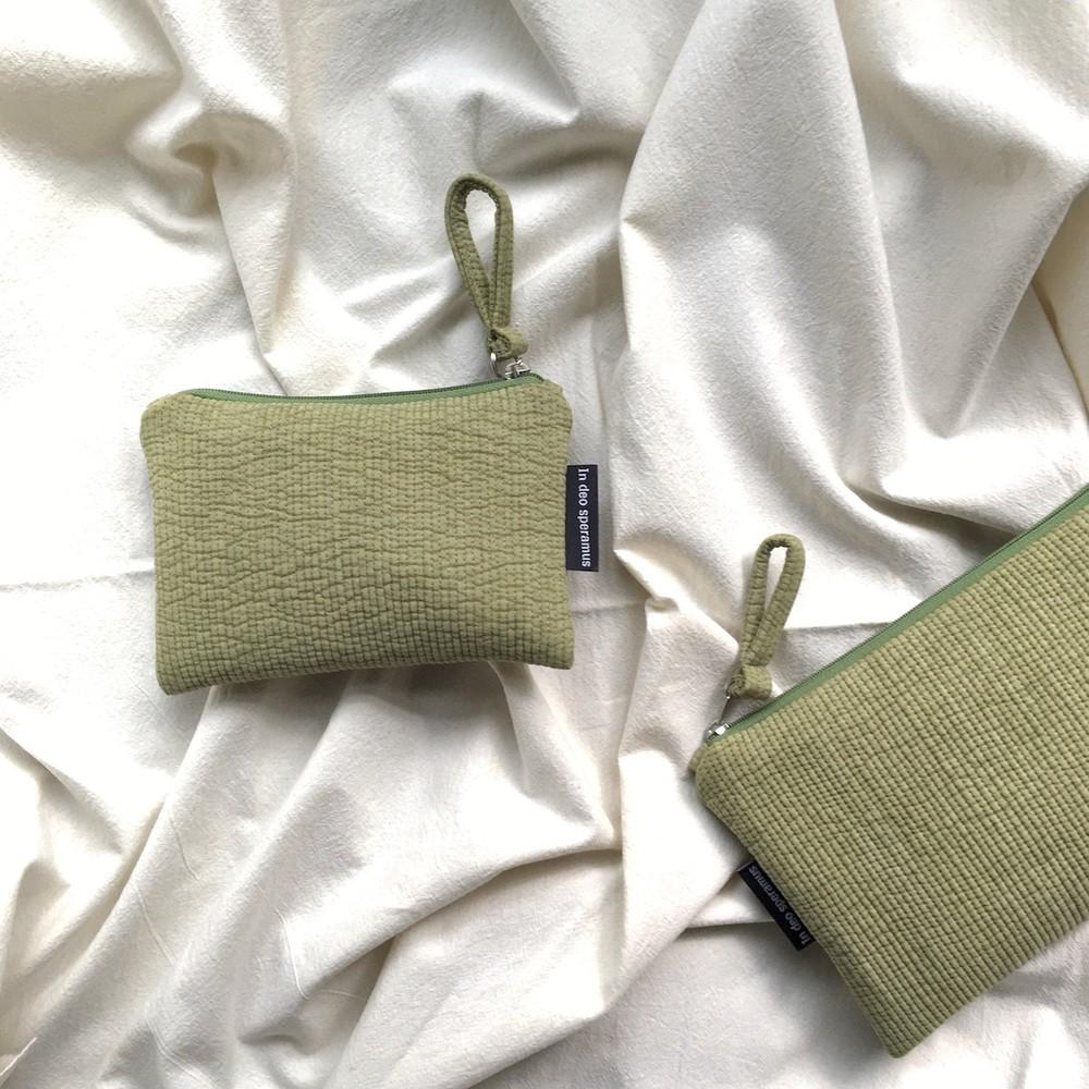 메로나 파우치(Merona pouch) - 인데오스페라무스, 9,500원, 메이크업 파우치, 지퍼형