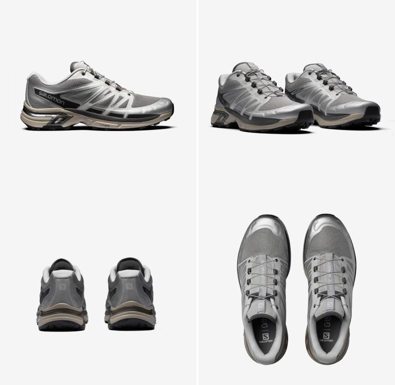 新たなファッションアイコン「SALOMON SNEAKERS」2020FWニューラインナップが登場 | トレイル