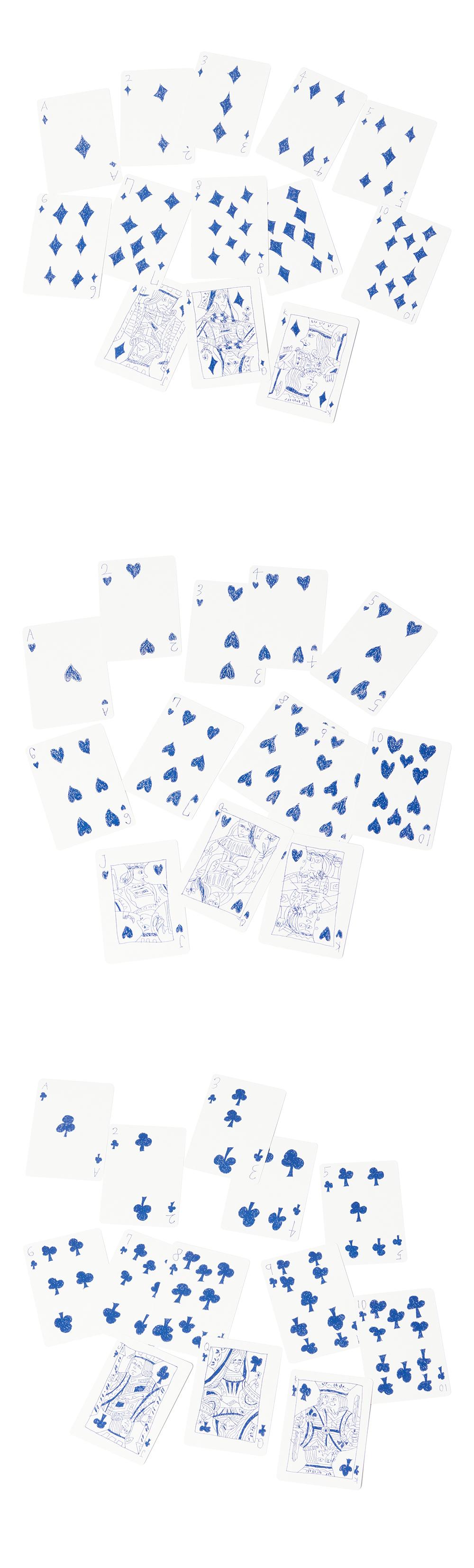 노매뉴얼(NOMANUAL) NM PLAYING CARD