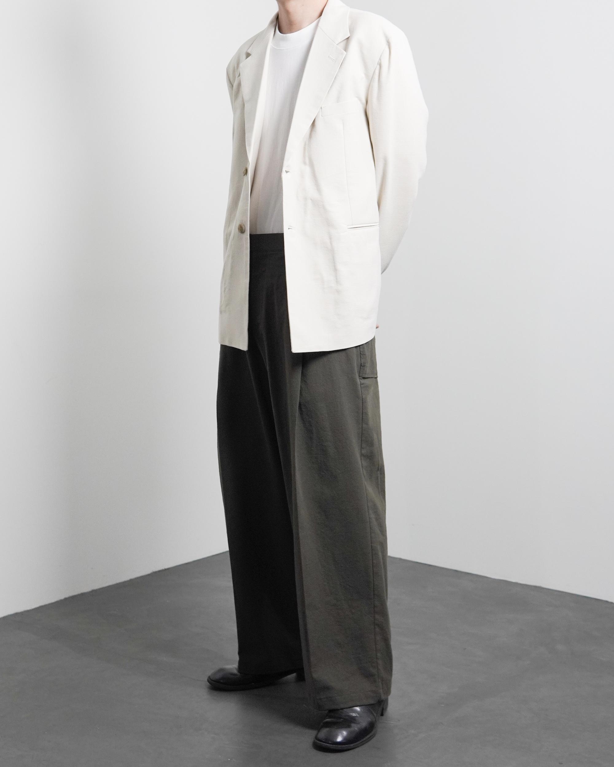 Promoción de Casual Blanco Blazer - Compra Casual Blanco
